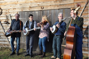 "Bluegrassband ""Billi's Beer Belly Boys""  aus Potsdam und Wieck"